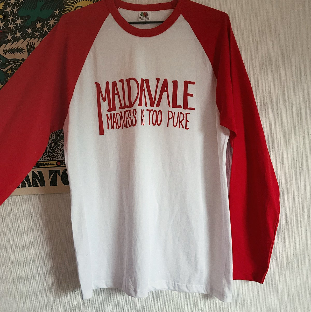Image of Long Sleeve [Red/White]
