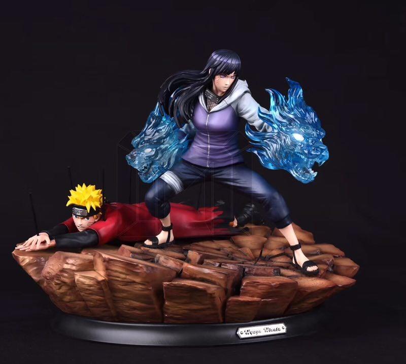 Image of [Pre-Order] Naruto Model Palace Studio Hyuga Hinata Resin Statue