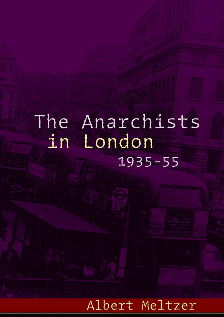 Image of The Anarchists in London
