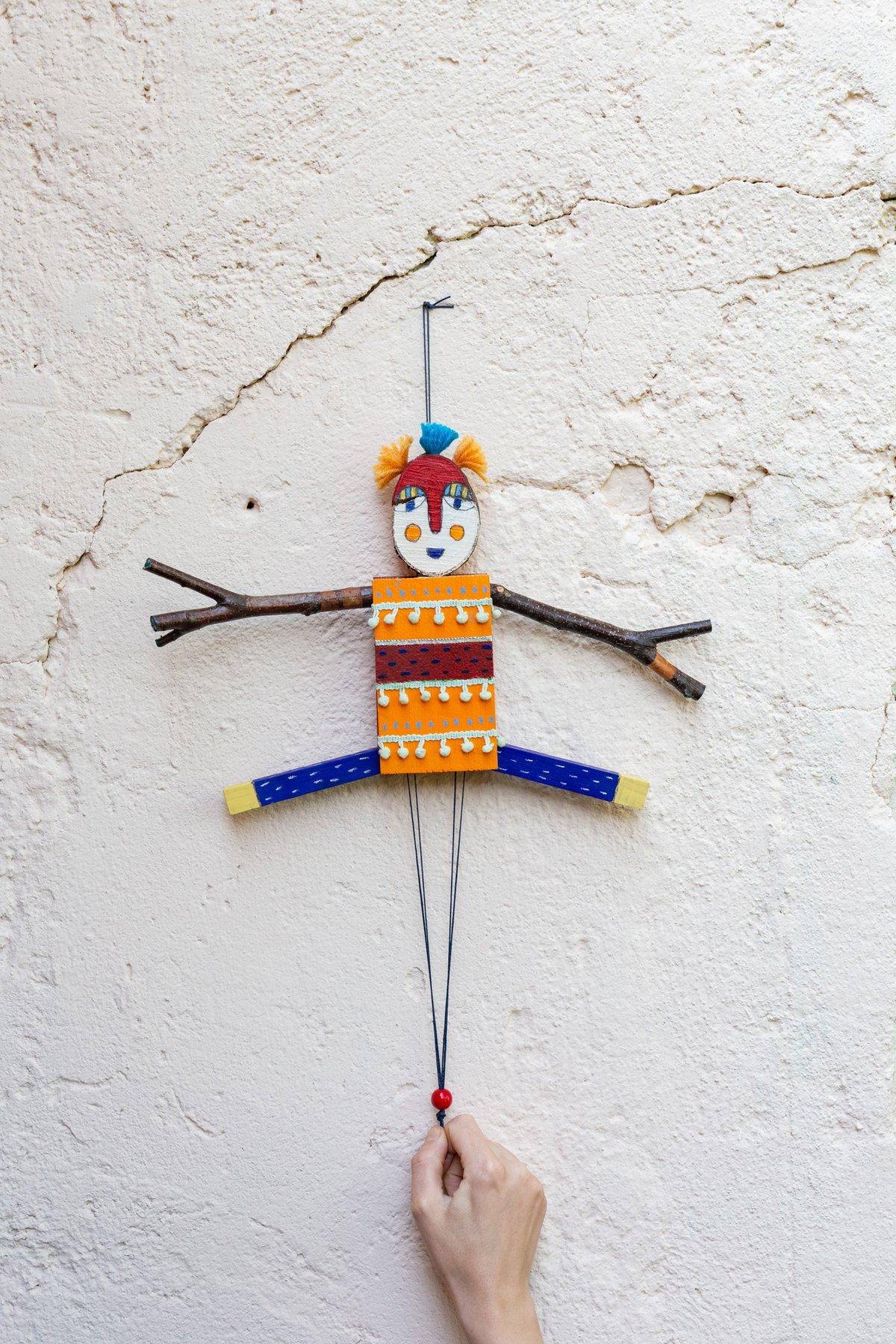 Image of Antonio / Freak puppet #13
