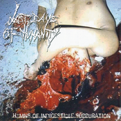 "Image of Last Days Of Humanity ""Hymns of Indigestible Suppuration"" CD"