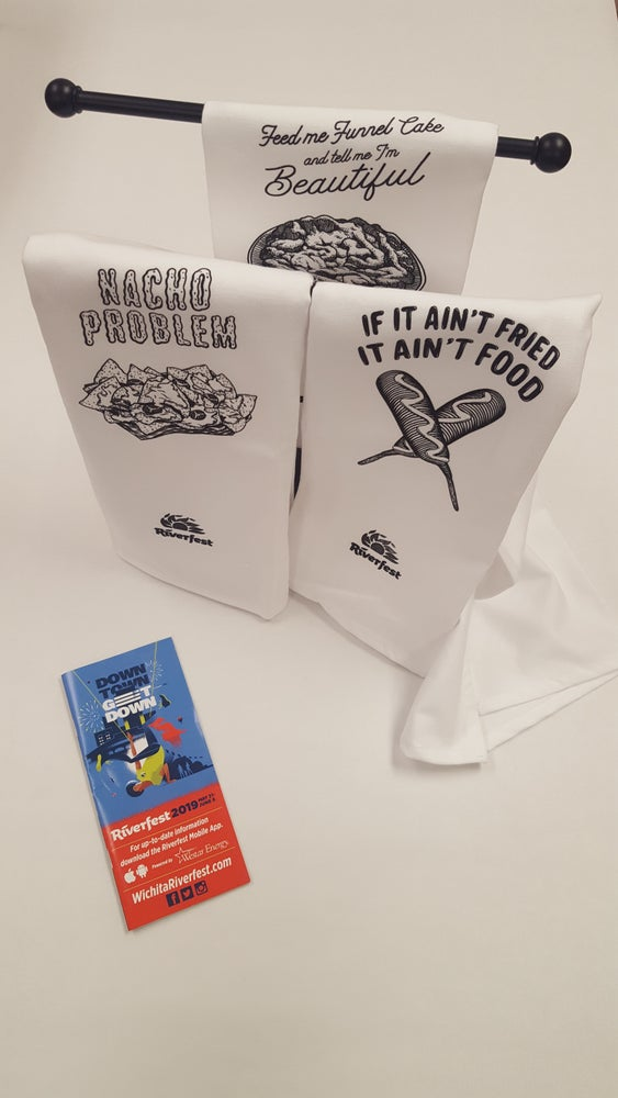 Image of Food Court Kitchen Towels