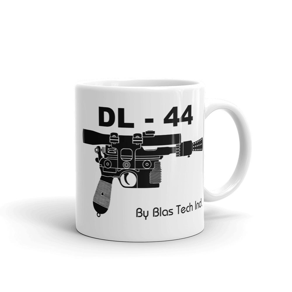 Image of DL-44 by Blastech Mug