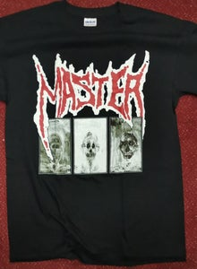 Image of MASTER (Usa) - T-shirts