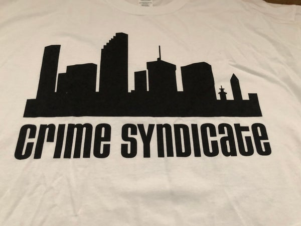 Image of SOILS OF FATE Crime Syndicate T-Shirt