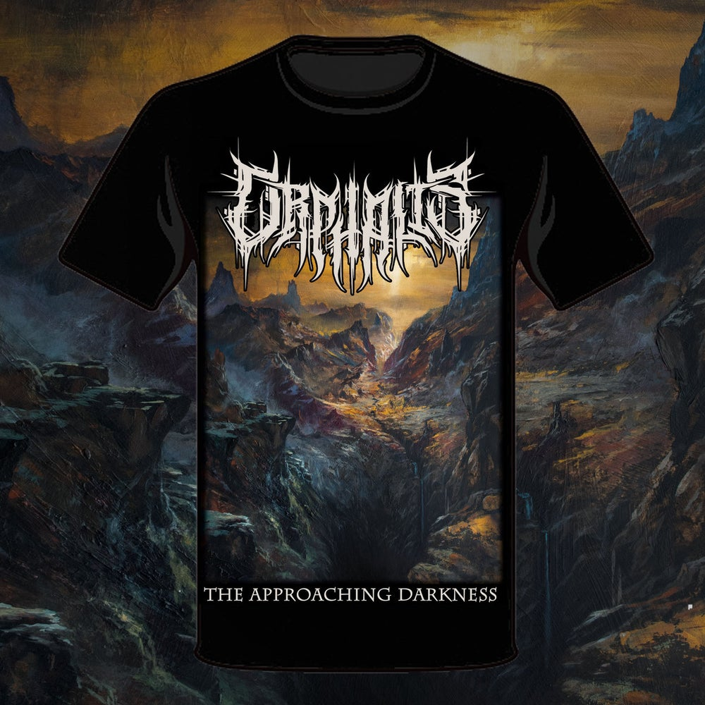 Image of ORPHALIS The  Approaching Darkness T-Shirt
