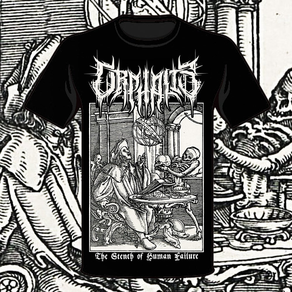 Image of ORPHALIS The Stench Of Human Failure T-Shirt