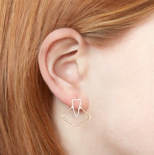 Image of Intersection Earrings