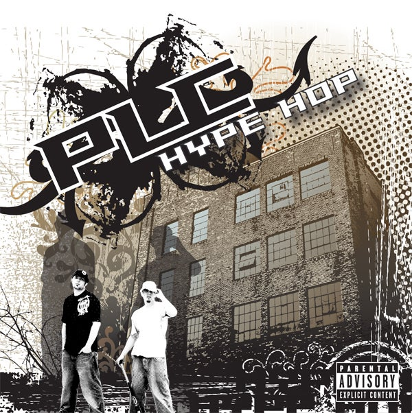 "Image of Playaz Lounge Crew (PLC) ""HYPE HOP"""