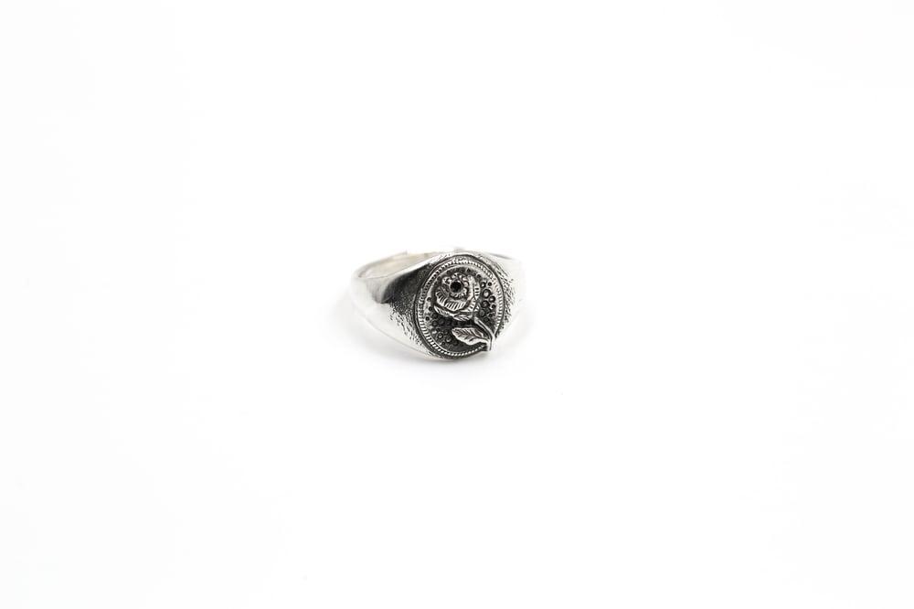 Image of Diamond Rose Ring