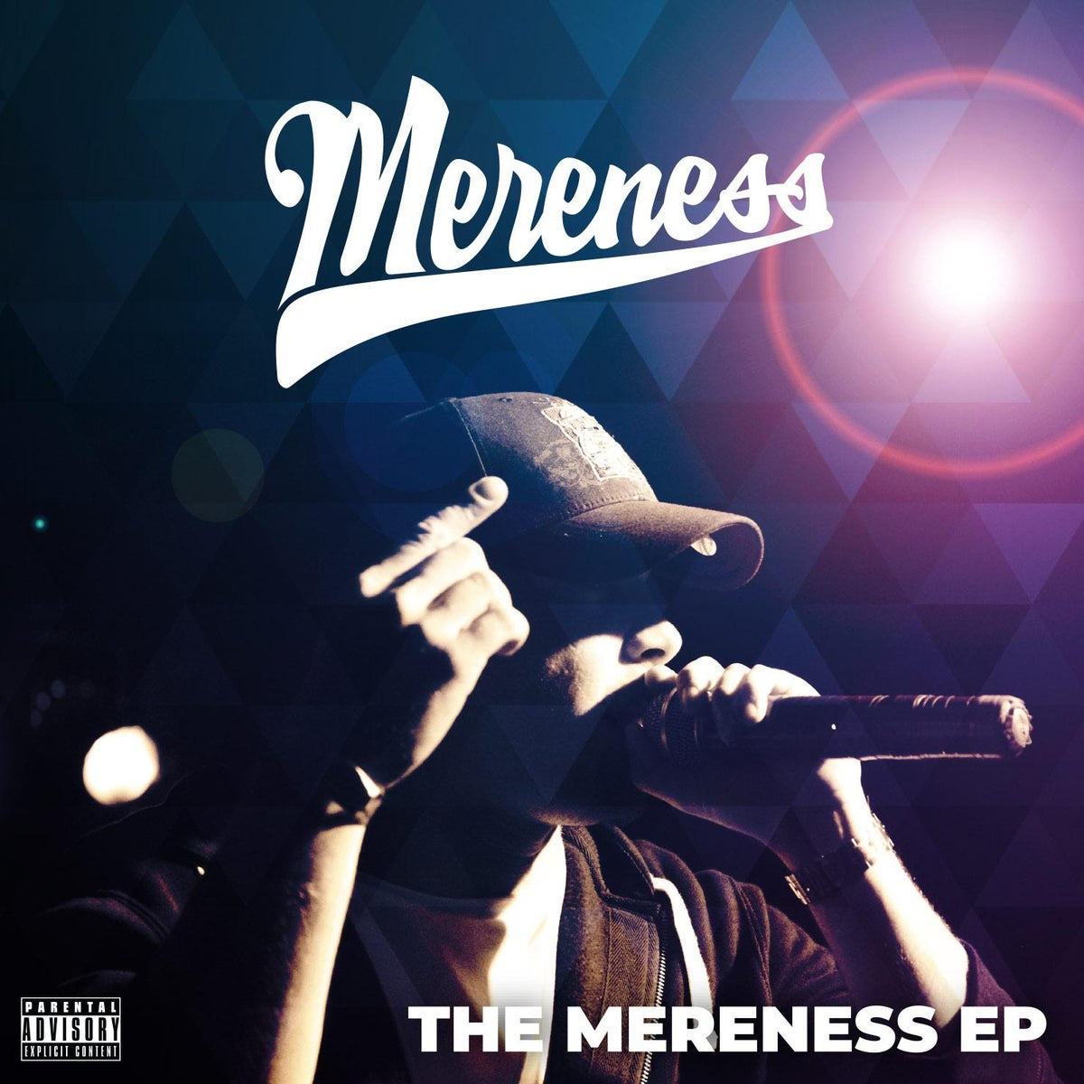 """Image of Debut Mereness solo """"The Mereness EP"""""""