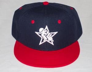 Image of TEAM BLOCREBEL LOGO CAP