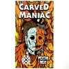 Carved Myers (Enamel Pin)