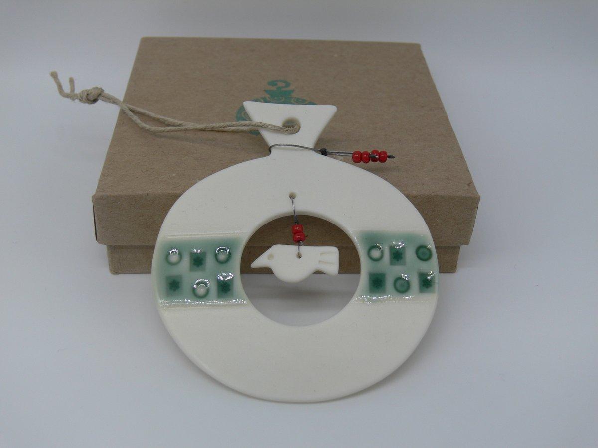 Image of Round Bauble Decoration