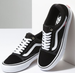 Image of VANS Old Skool Pro Blk/White