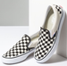Image of VANS Checkered Slip On Pro