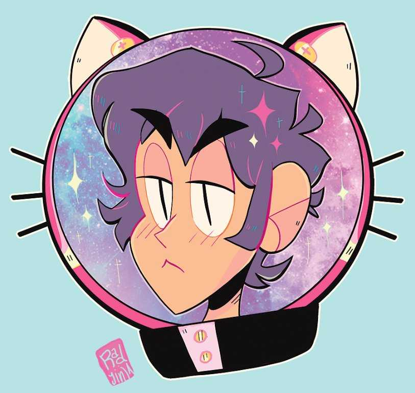 Image of VOLTRON NYA STICKER SET