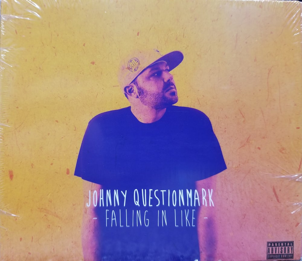 Image of Johnny Questionmark debut solo album.