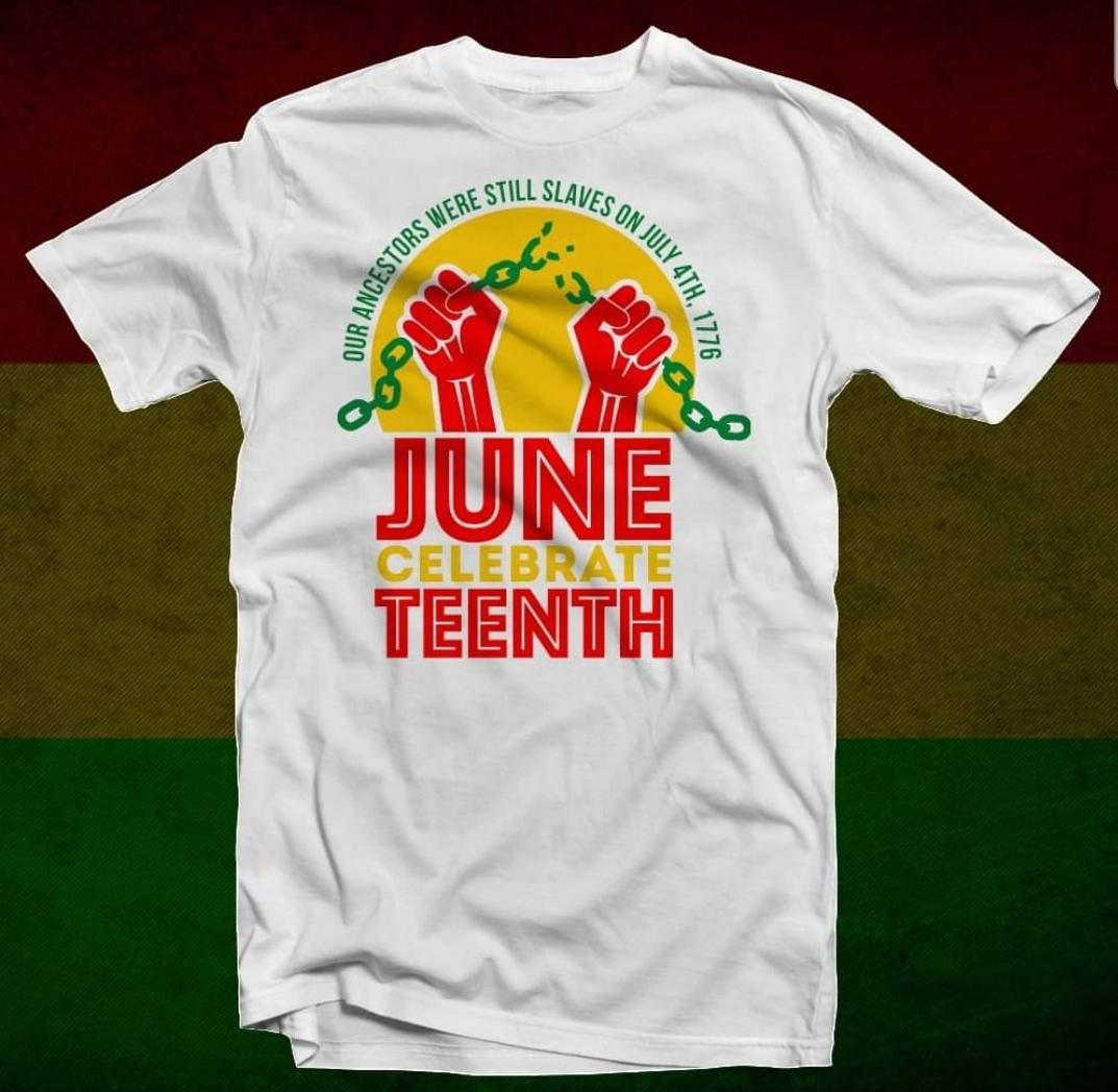 Image of JUNETEENTH 4TH OF YOU LIE