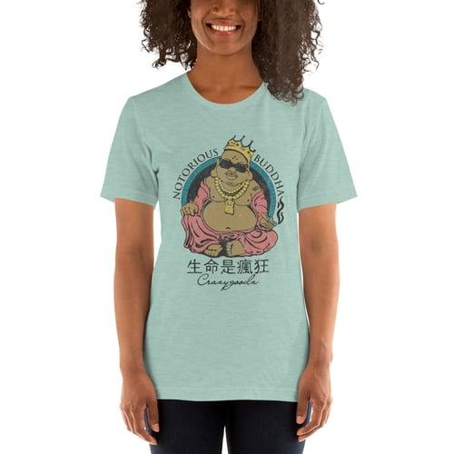 Image of Notorious Buddha Premium T-Shirt
