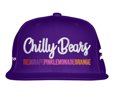 Image of The Original Charleo Chilly Bear Snapback