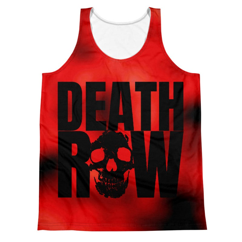 Image of Death Row Tank - Red