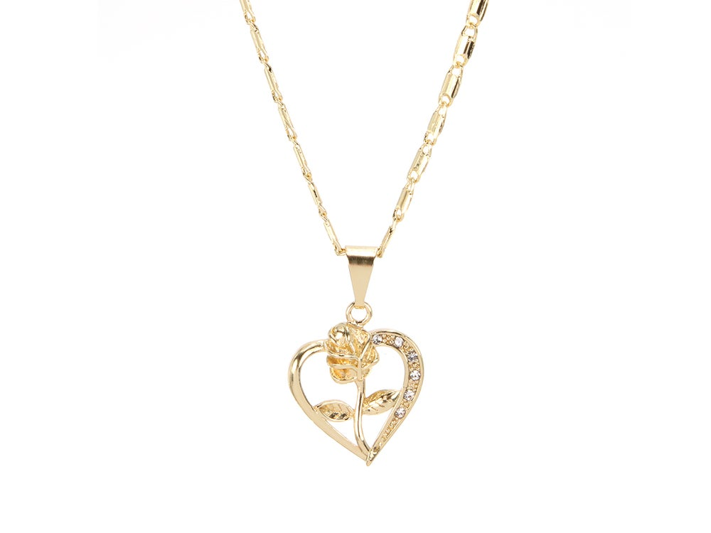 Image of Fleur Amour Necklace