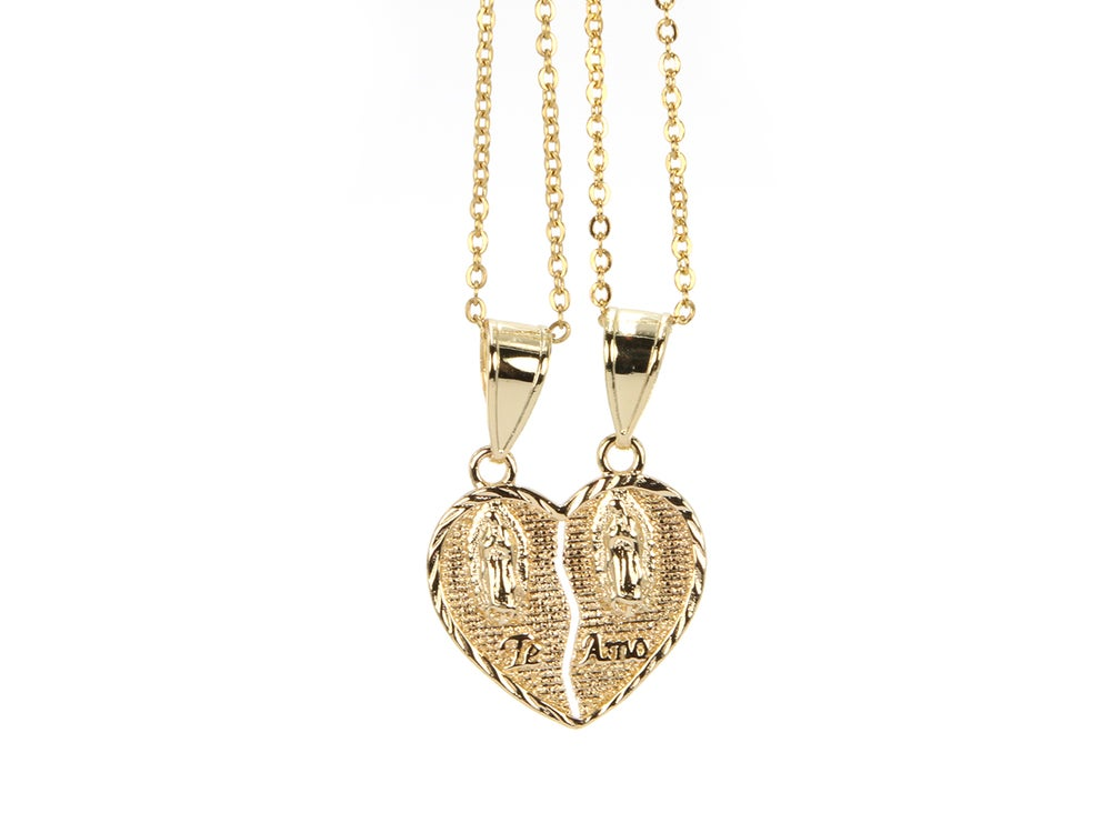 Image of Sacred Love Necklace Set