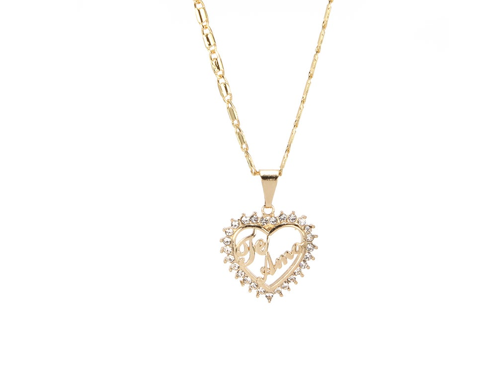 Image of Always and Forever Necklace