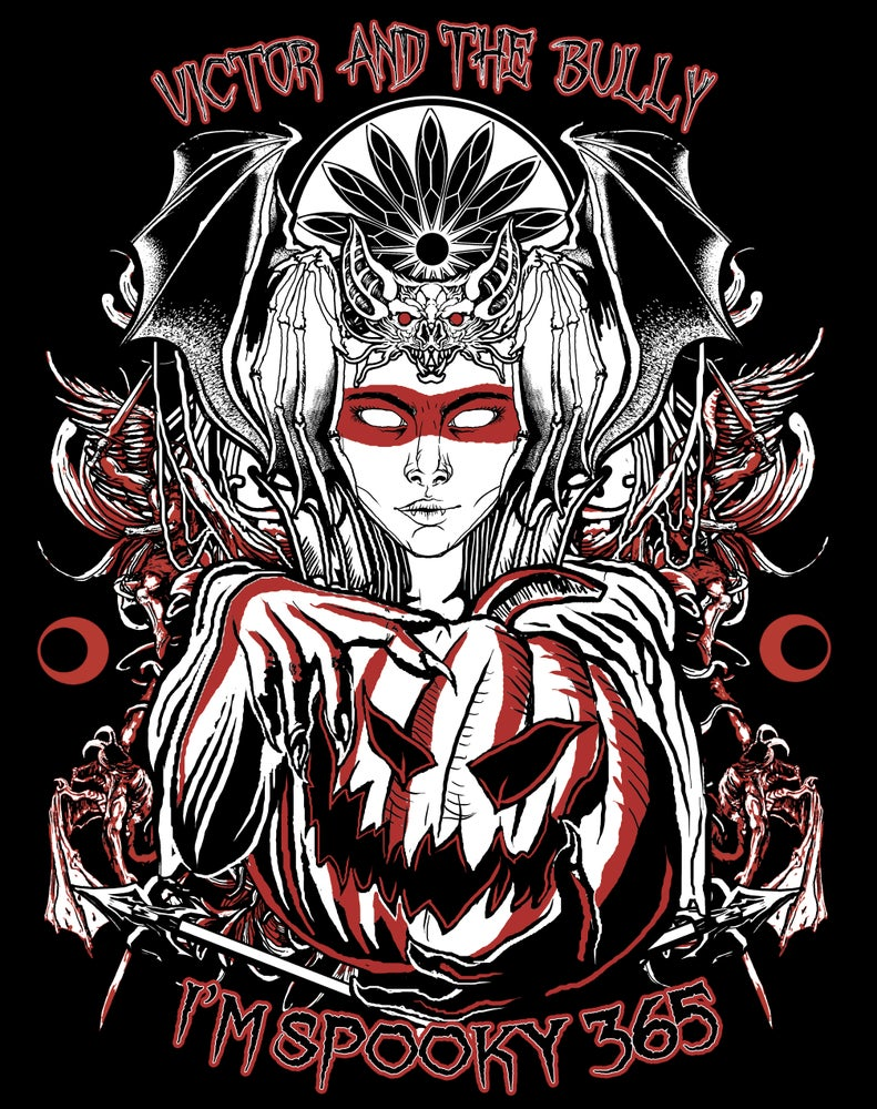 Image of Spooky 365 T-Shirt *includes postage*