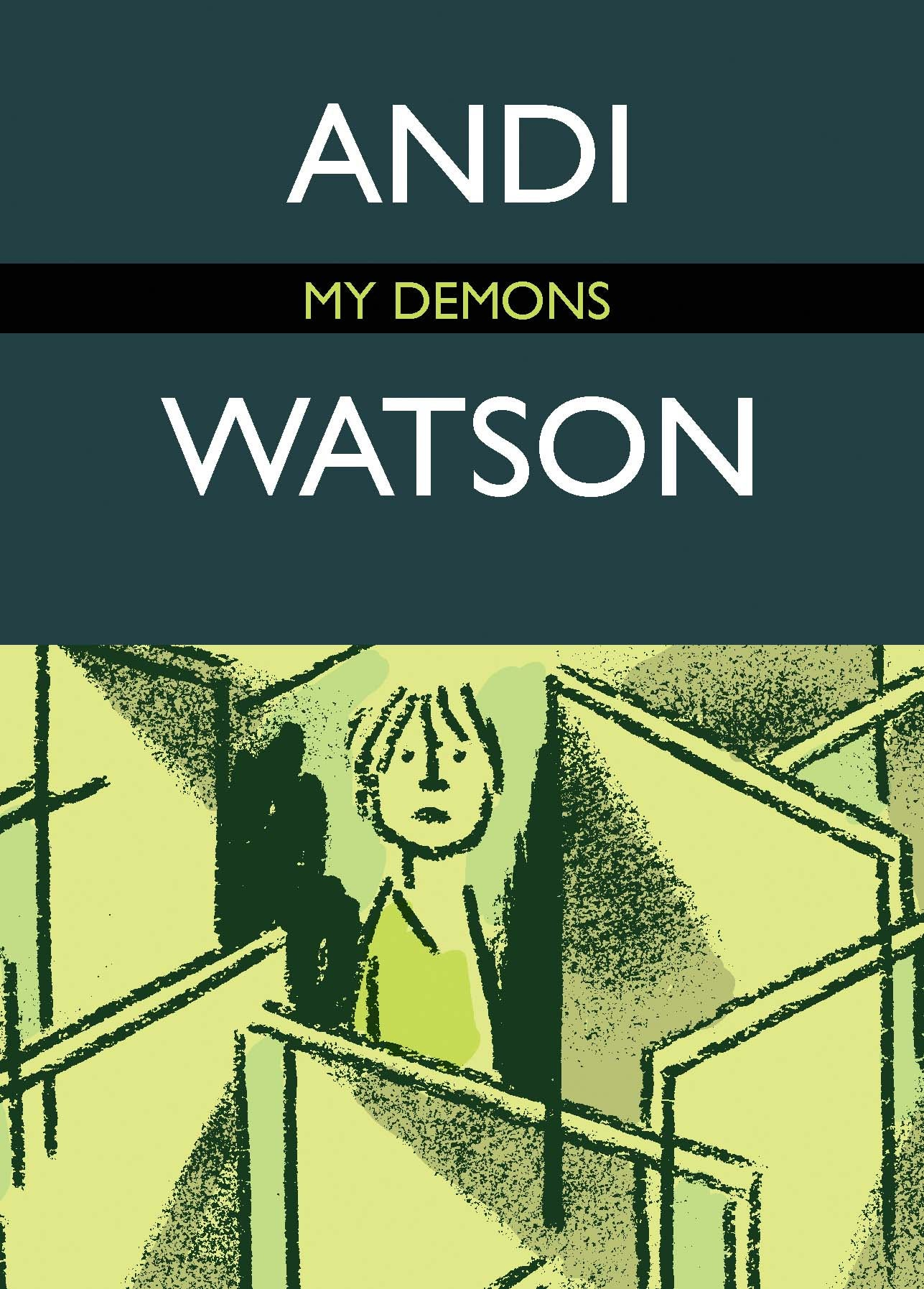 Image of My Demons mini comic