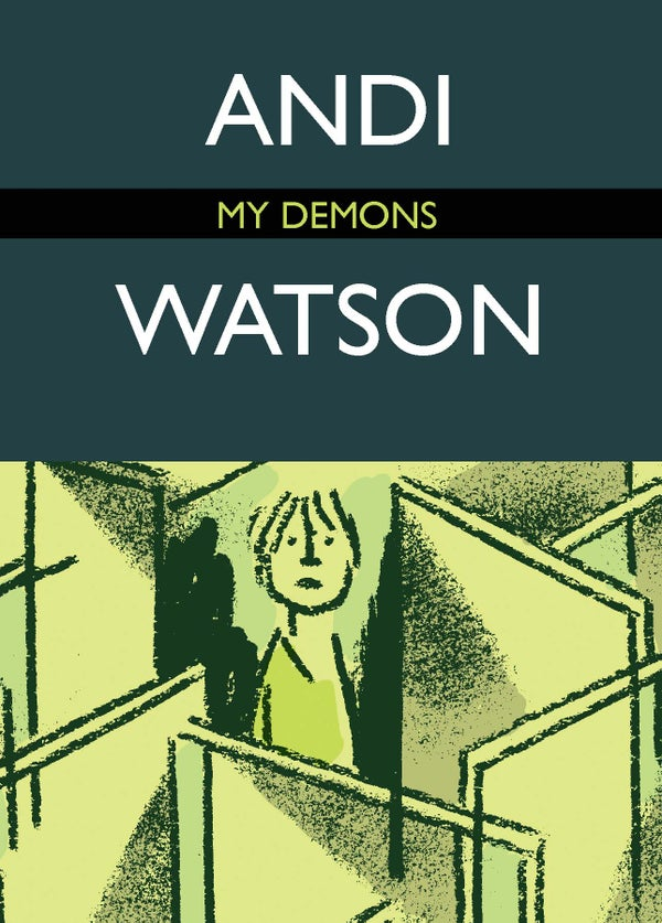 Image of My Demons mini comic