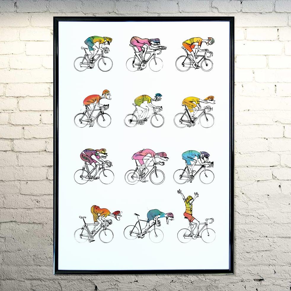 Image of Midlife Cyclists