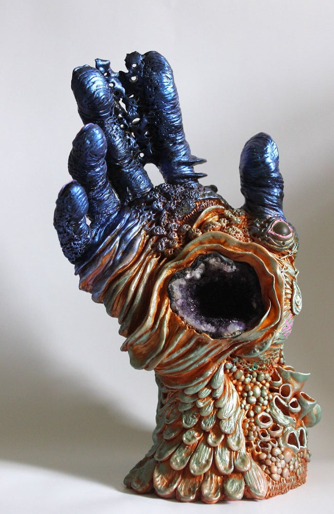 Image of Hand of Tlāloc