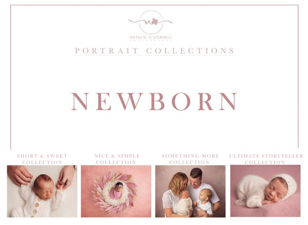 Image of NEW BABY SESSIONS {from}