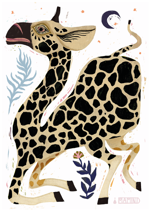 Image of ARTPRINTS *animal*love*