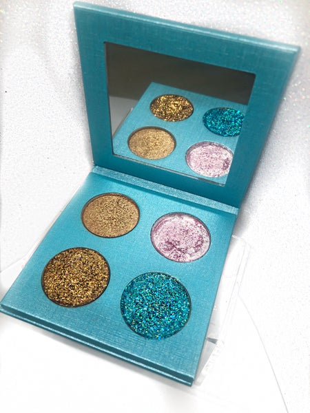 "Image of ""New World Princess"" Eyeshadow Quad"