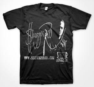 Image of Throwback Slugger Roo Autographed Shirt