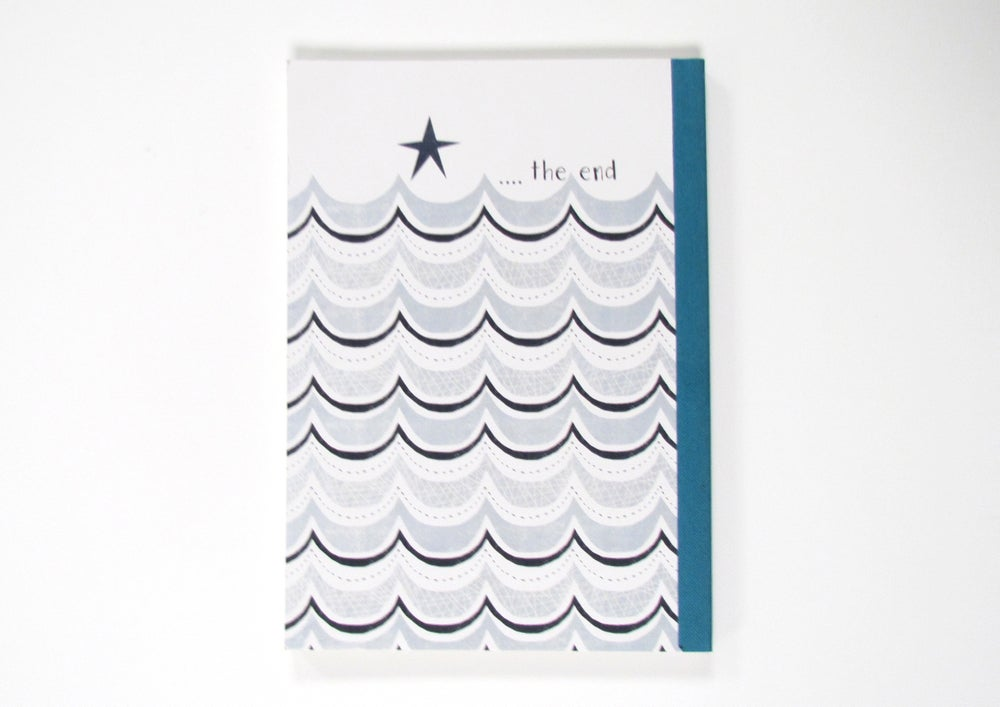 Image of SITS NOTEBOOK (SAMPLE SALE!)