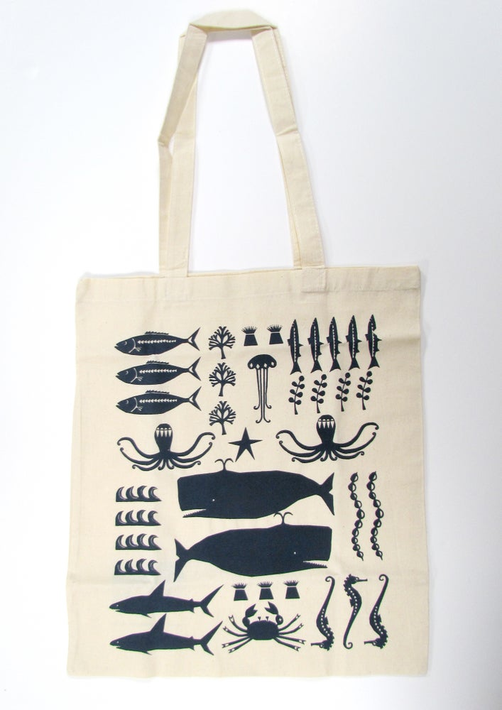 Image of SITS TOTE BAG (SAMPLE SALE!)