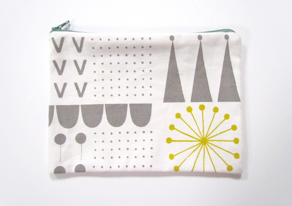 Image of LANDSCAPE ZIP POUCH (SAMPLE SALE!)