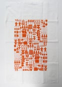 Image of KITCHEN TEA TOWEL (SAMPLE SALE!)