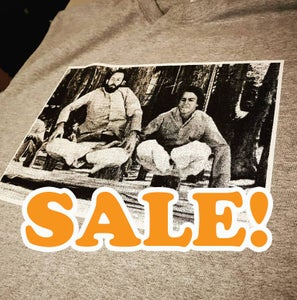 "Image of SALE! 50% off - 1989 ""LEVITATOR"" T-SHIRT - as worn by BOOGA!"