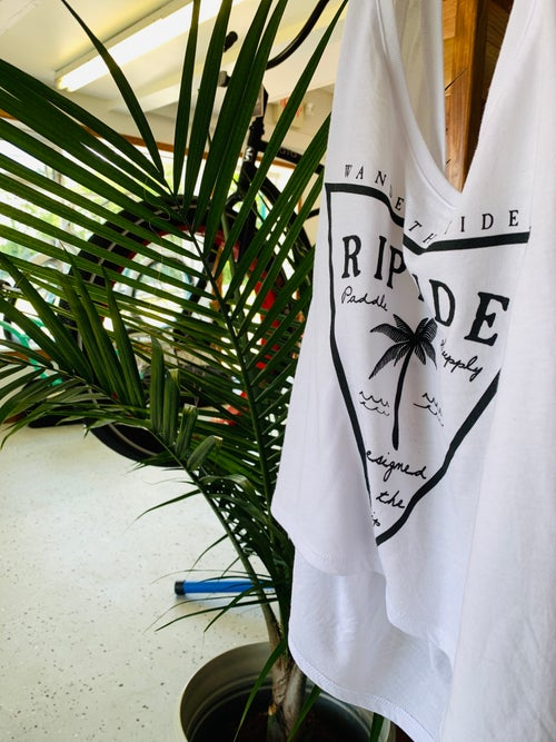 Image of The Palms Crop (white)