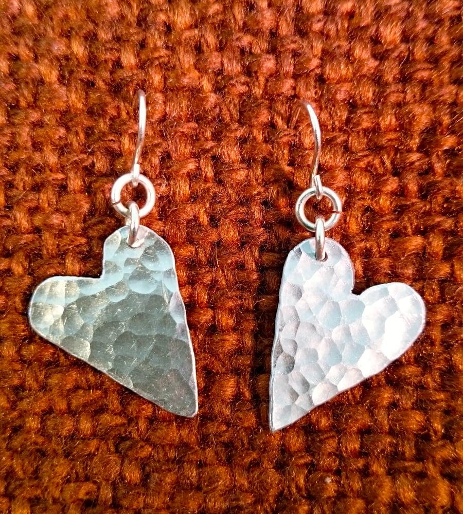 Image of Mini Heart Earrings