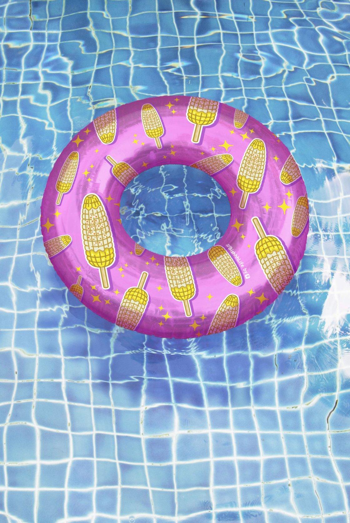 Image of Summer Bundle - BishhhLife concha towel & Elotito Float
