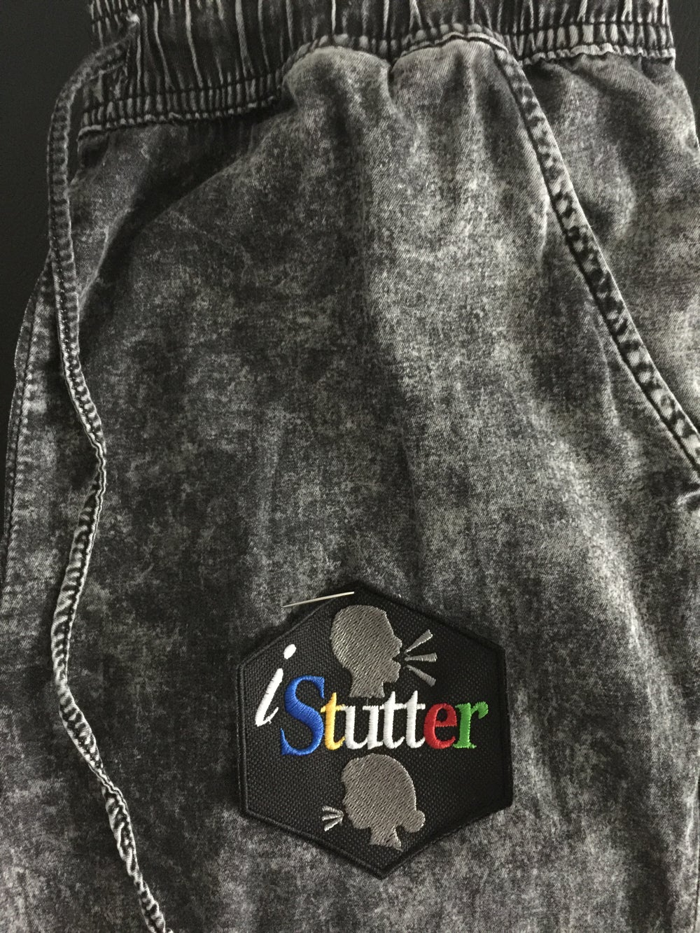 Image of iStutter I -Patch