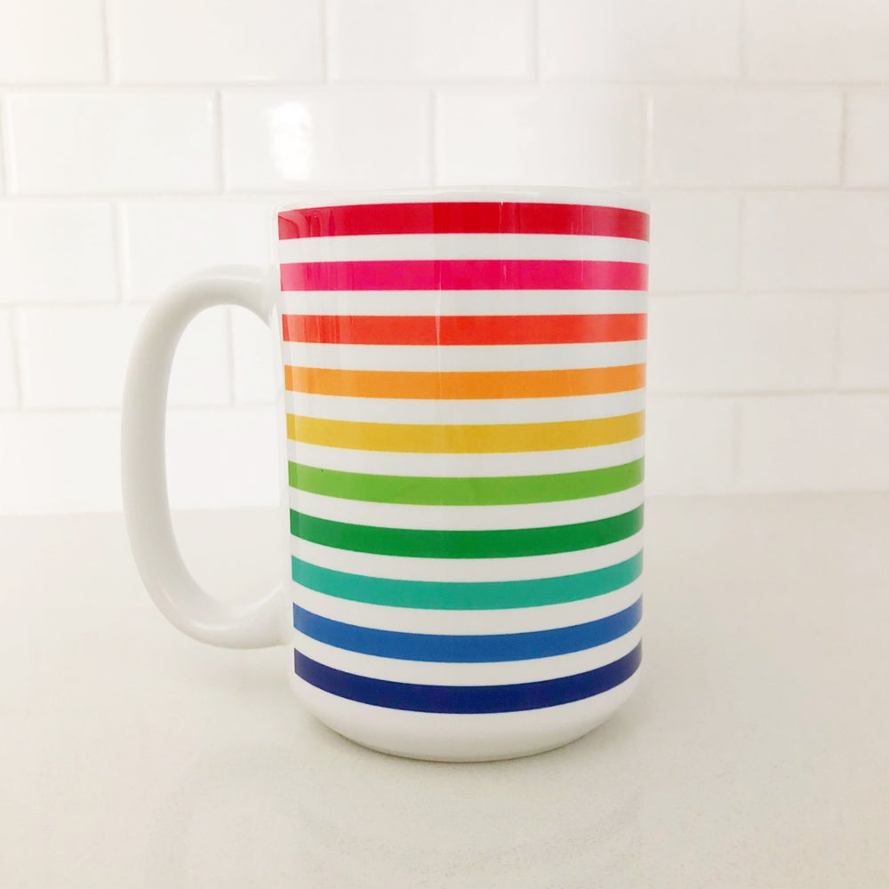 Image of Stripes Mug