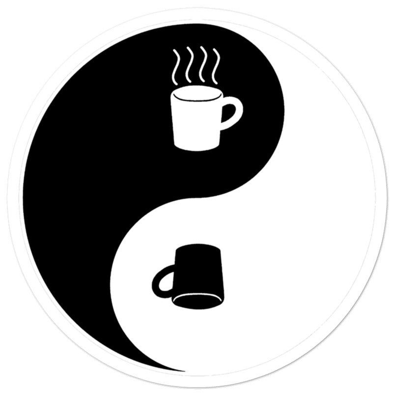 Image of Coffee & Chi Sticker