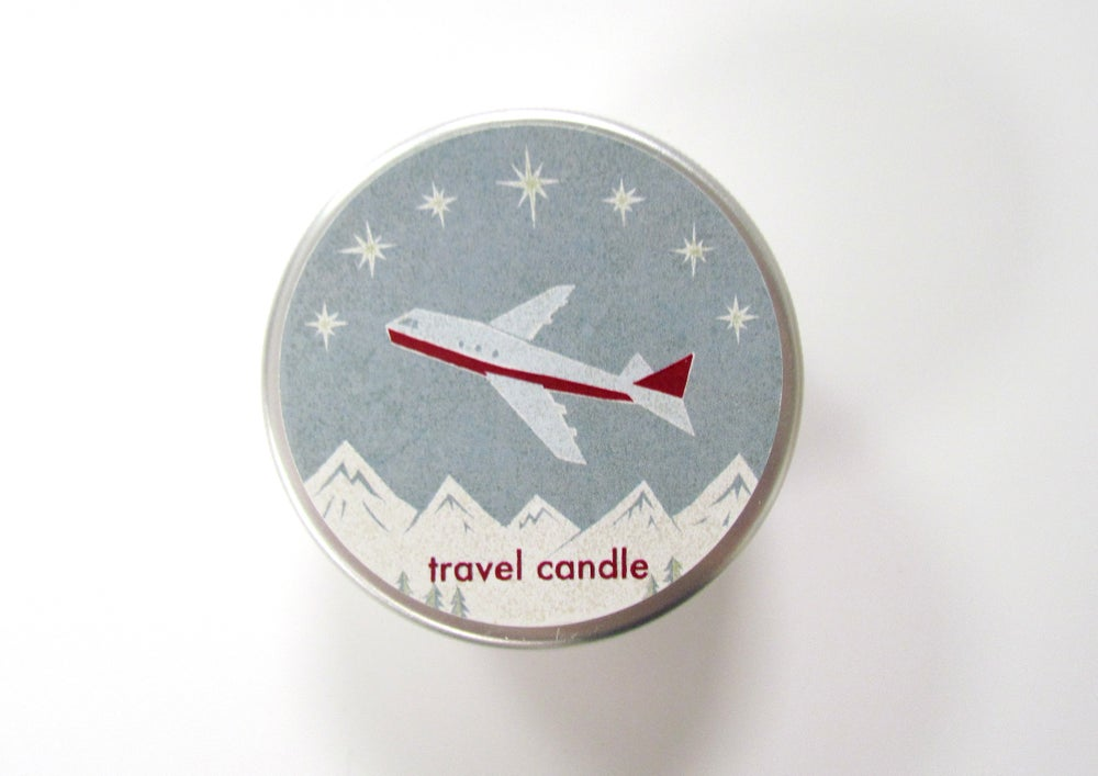 Image of TRAVEL CANDLE (SAMPLE SALE!)